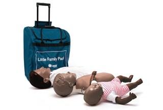 LITTLE FAMILY PACK Pelle scura